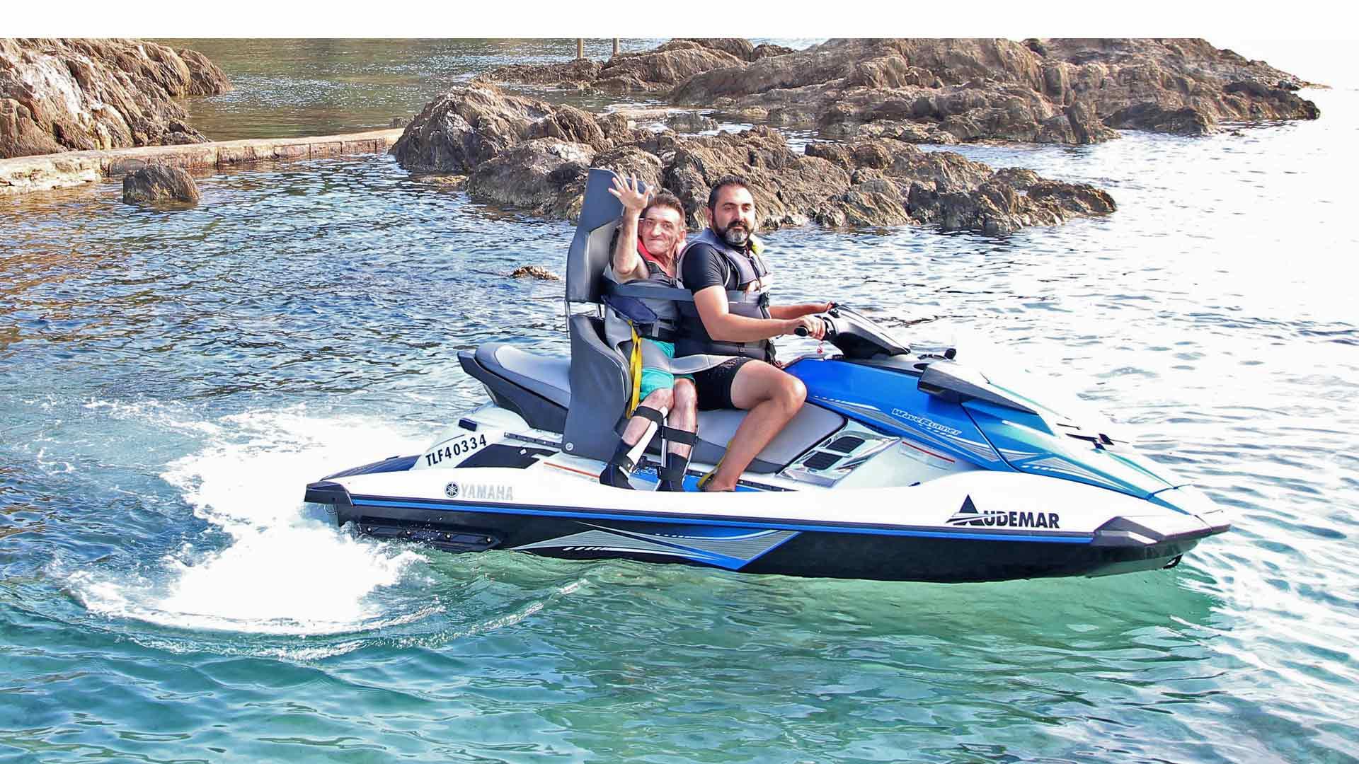 Réservation séjours sportifs adaptés mer et montagne avec l'association Anaé