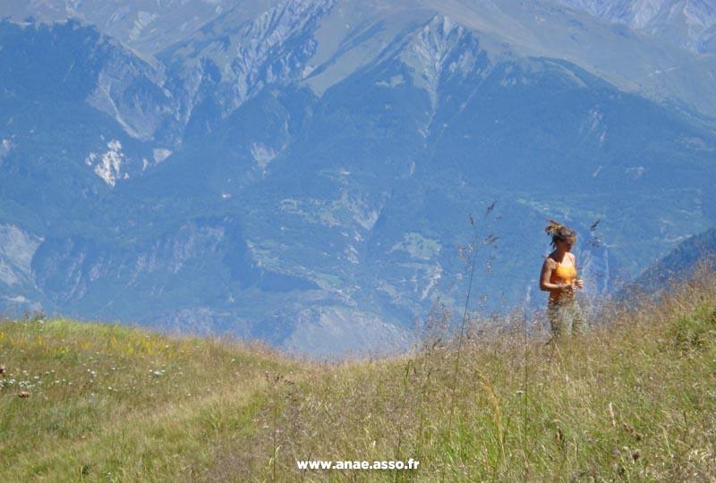 Des vacances à la montagne pour se ressourcer