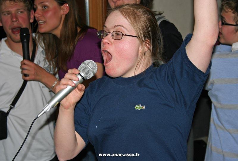 Soirée karaoké