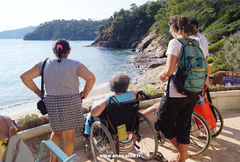 Excursion encadrée au bord de la mer à Hyères