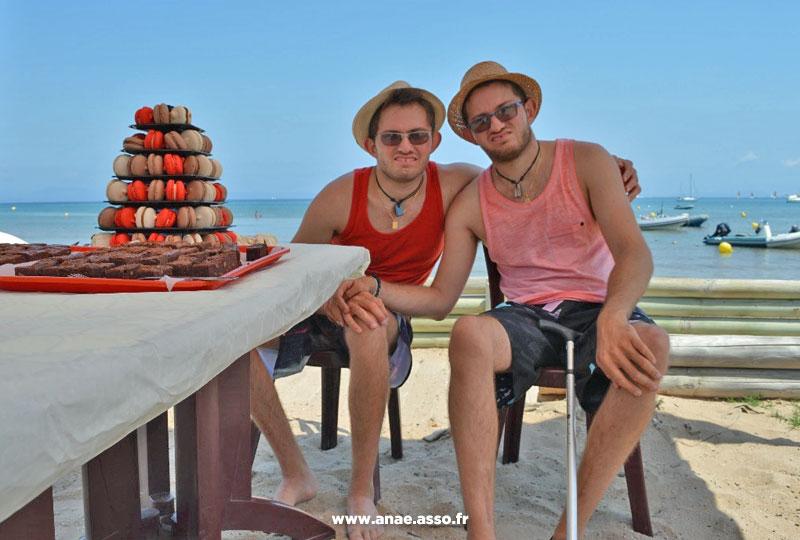 Séjour de vacances adaptées au pôle Handinautique de Hyères