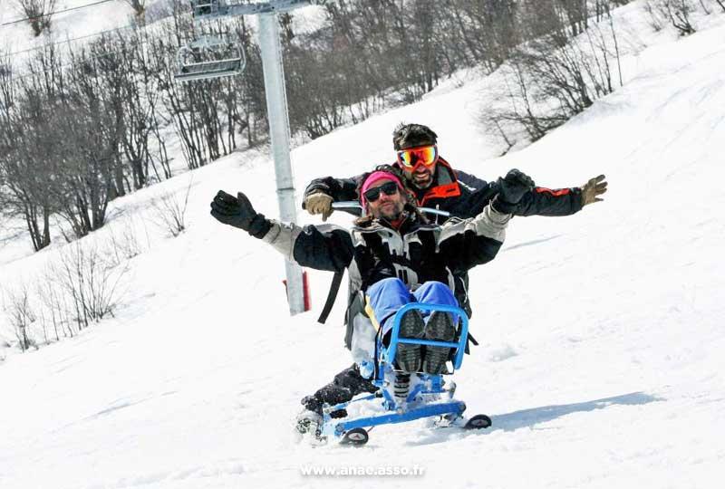 Pratique du dual-ski